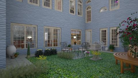 The courtyard  - Garden - by Tree Nut