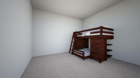 twins room - Kids room  - by 8349843152
