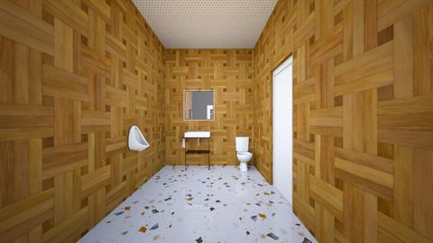 master bathroom - Rustic - Bathroom  - by BastienBeneteau
