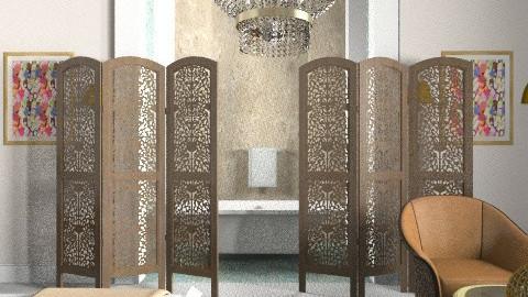 En Suite 2 - Classic - Bedroom  - by Azmi_Ar