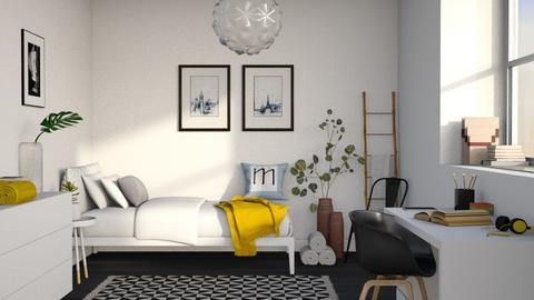 Bedroom Remix - Bedroom  - by KittyKat28