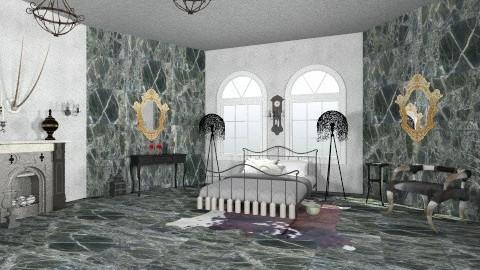 VIP apartament - Classic - Bedroom  - by BUNA