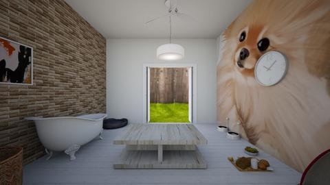 Dog house - by Chayjerad