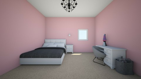 Bedroom - Bedroom  - by Bethany Claire Pham