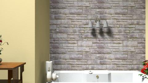 fürdőszoba - Classic - Bathroom  - by Vass Nikolett