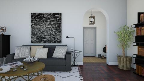 Paris - Modern - Living room  - by martinabb