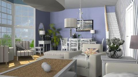hampton's2 - Classic - Living room  - by calu13