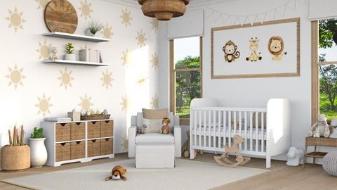 Clara nursery - Kids room  - by Charipis home