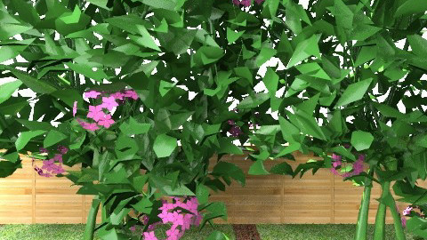 paradis spa - Glamour - Garden  - by nyusz