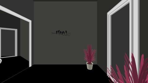 Lil ol lass - Bedroom - by tbyrn77