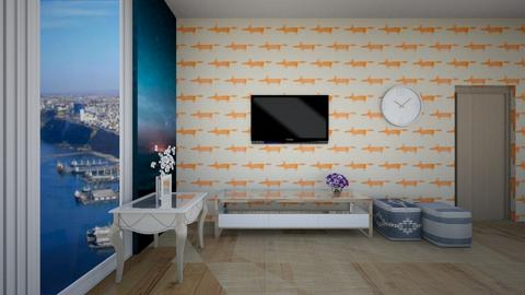 oran - Living room  - by imbratasrarenimy31