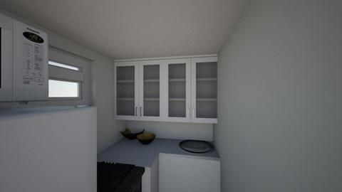 cocina - Kitchen  - by maluJV