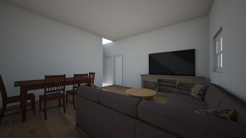 chachipiso - Living room  - by gabrimacmiri