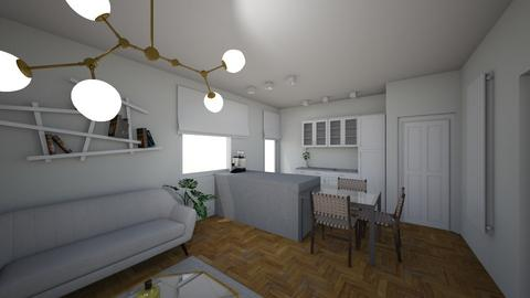 magdykuchnia11_d - Living room  - by agasemrau