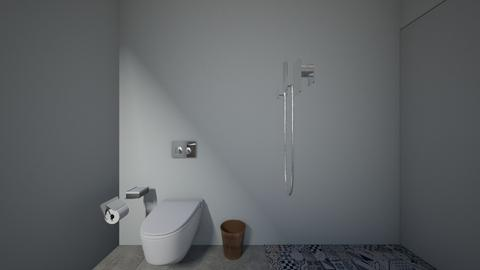 Project 5 Part 2 - Bathroom  - by Mpumie