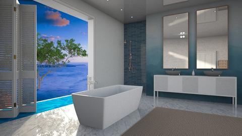 bath - Modern - Bathroom  - by tolo13lolo