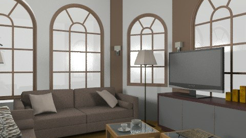 Autumn Collection 1  - Country - Living room  - by SariJo