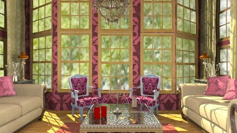 times gone bye - Vintage - Living room - by trees designs