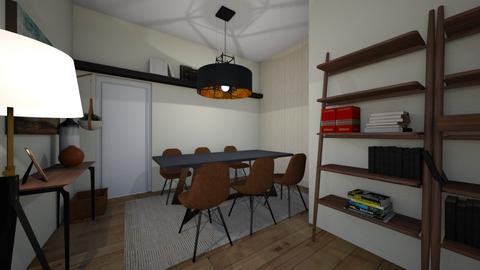 WZ dritter Entwurf  - Living room  - by Pris_Frauenzimmer