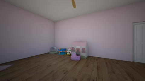 mesh - Kids room - by ereeeennn