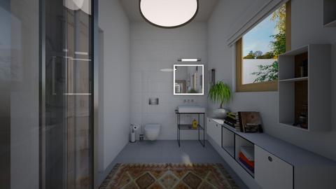 Zen_guest bathroom2 - Bathroom  - by lovasemoke