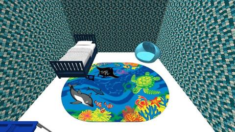 Sea - Kids room  - by Jarnold933