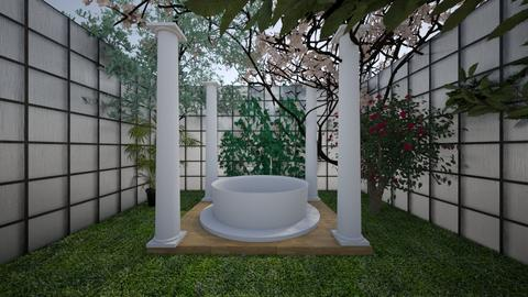 home garden - Garden - by lildib