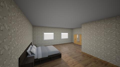 Bedroom 1 - Bathroom  - by AmiraOsman