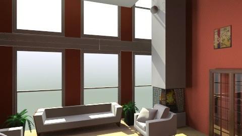living room - Modern - Living room - by SkerdiSeseri