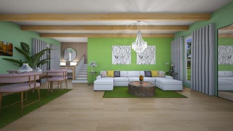 family room - by zandile
