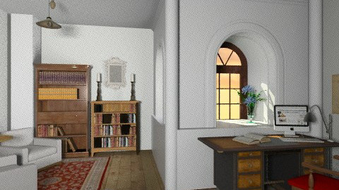 Sophia - Classic - Living room  - by vovisanija