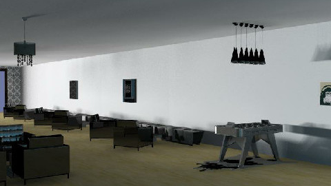marketing3 - Dining Room  - by Camille018