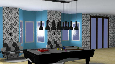 marketing5 - Dining Room  - by Camille018