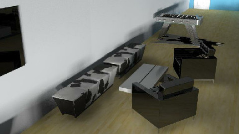 marketing10 - Dining Room  - by Camille018