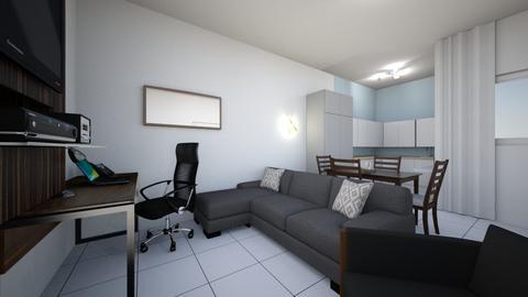 casa - Living room  - by Leticia_VZLAJ