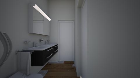 master bathroom - Bathroom  - by benjikai