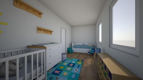 kidsroom6 - Kids room  - by bazed