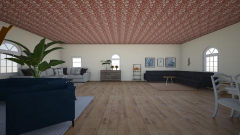 salontype - Modern - Living room  - by bodreams