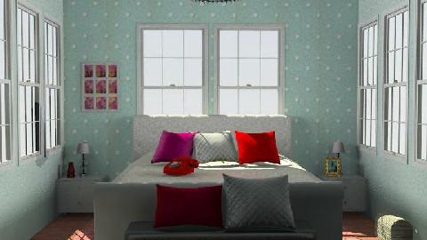 RGT1 - Living room - by Norgi