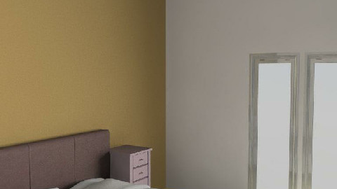 bedroom - Bedroom - by izfair