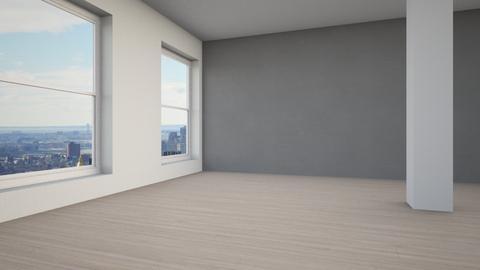 boho_living_contest - Living room  - by anjaam