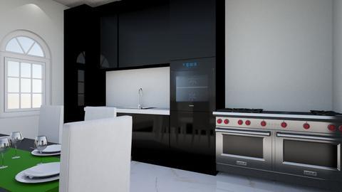 kitchen - by wassp