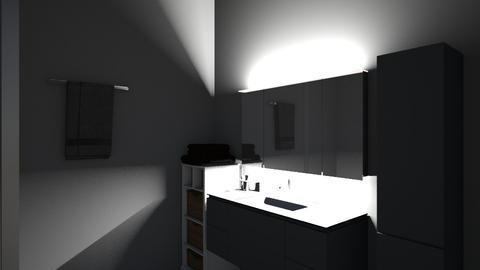 new room 3  - Bedroom - by teamflash24