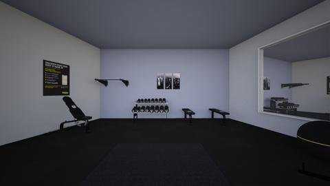 Exercise Euphoria - Modern - by Jesus_person_Corpus
