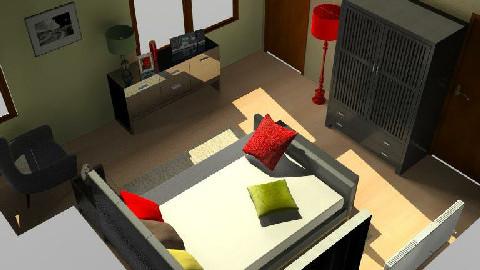RoomRescue SANY1.1 - Bedroom - by Norgi