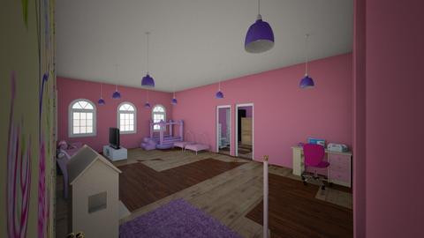 kiddymania - Glamour - Kids room  - by tillytot
