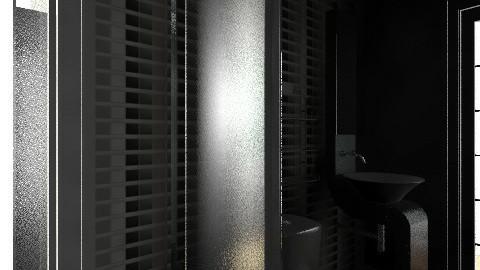 nibiru 15 - Minimal - Bathroom  - by domuseinterior