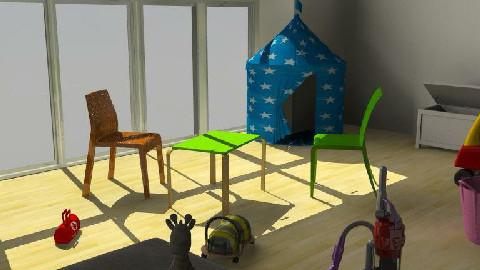 playroom - by laura1996