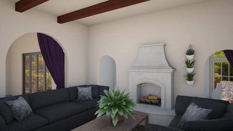 Minimalist Heaven - Minimal - Living room  - by Shilohfriess