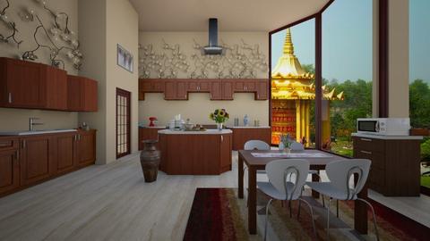 LUMBINI_NEPAL kitch - by faar70